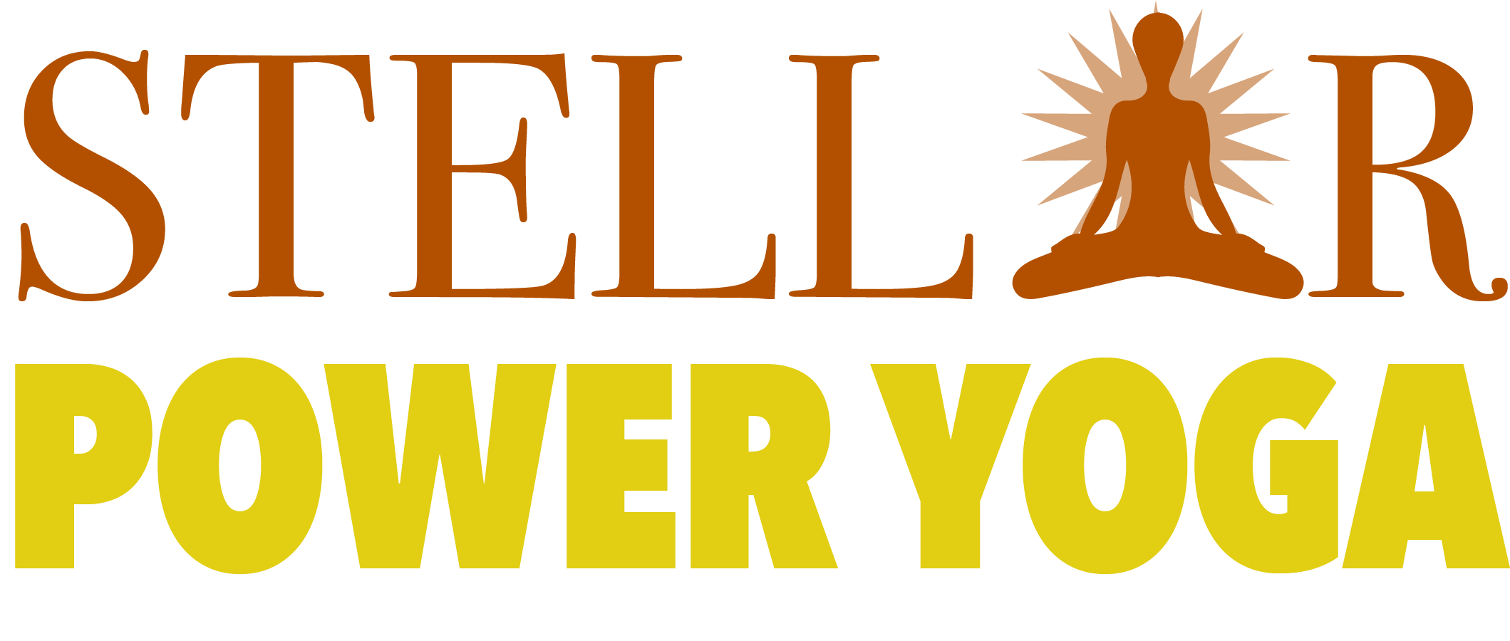Stellar Power Yoga Logo